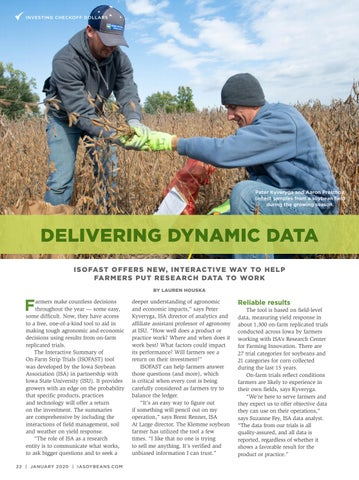 Page 22 of DELIVERING DYNAMIC DATA