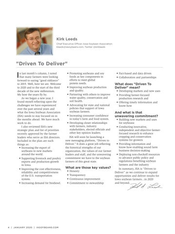 "Page 4 of ""Driven To Deliver"""