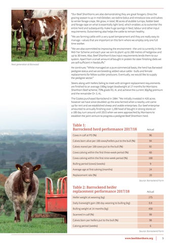 Page 11 of Beef Shorthorn Cattle Society Journal - Volume 16 2020