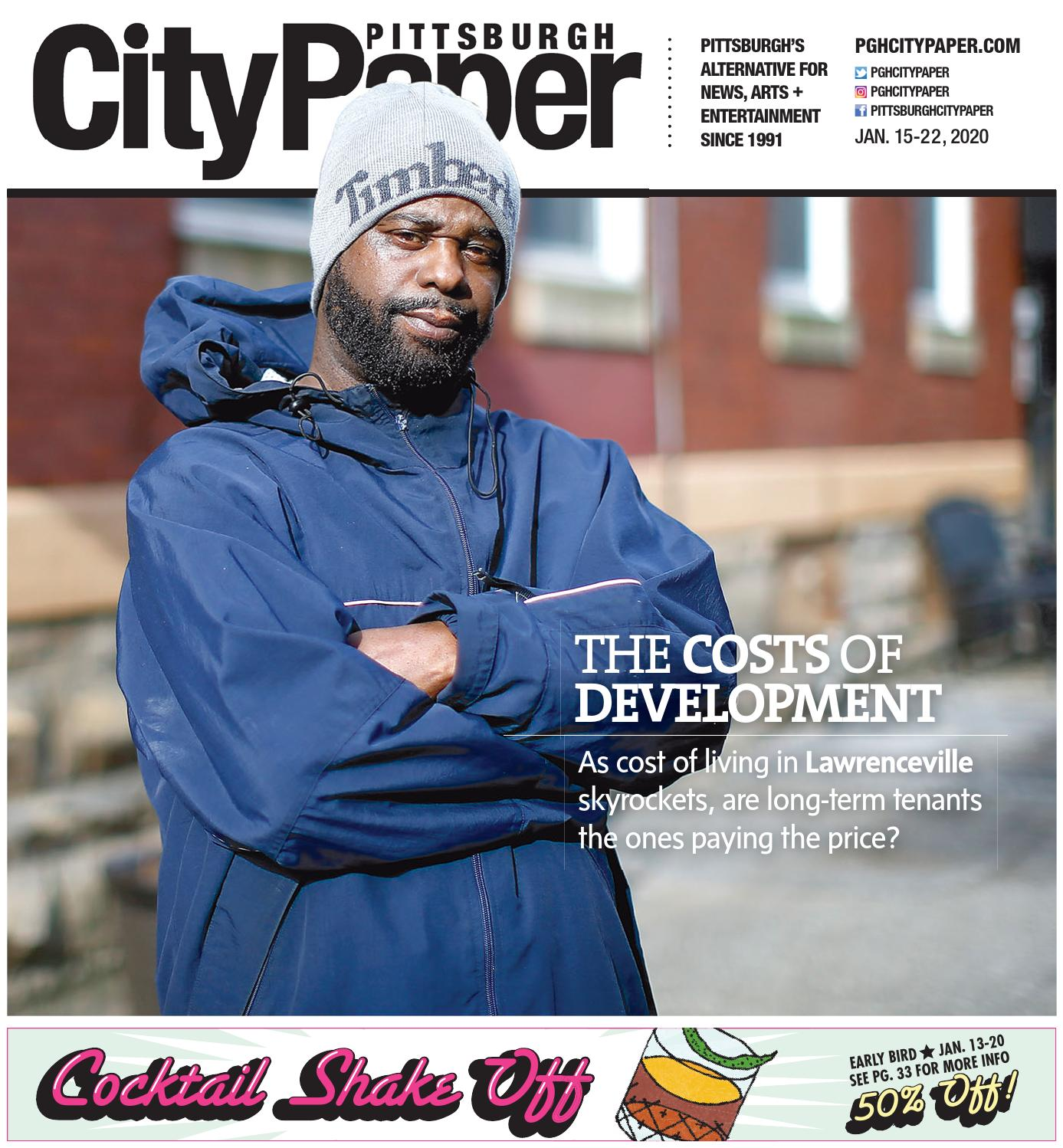 January   Pittsburgh City Paper By Pittsburgh City Paper
