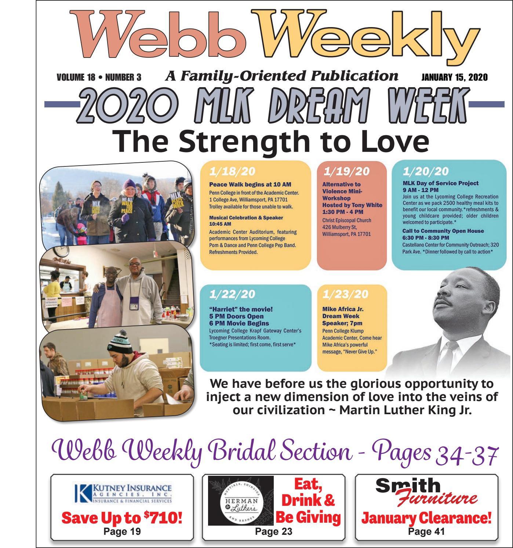 Egg Chair Bruin Leer.Webb Weekly January 15 2020 By Webb Weekly Issuu