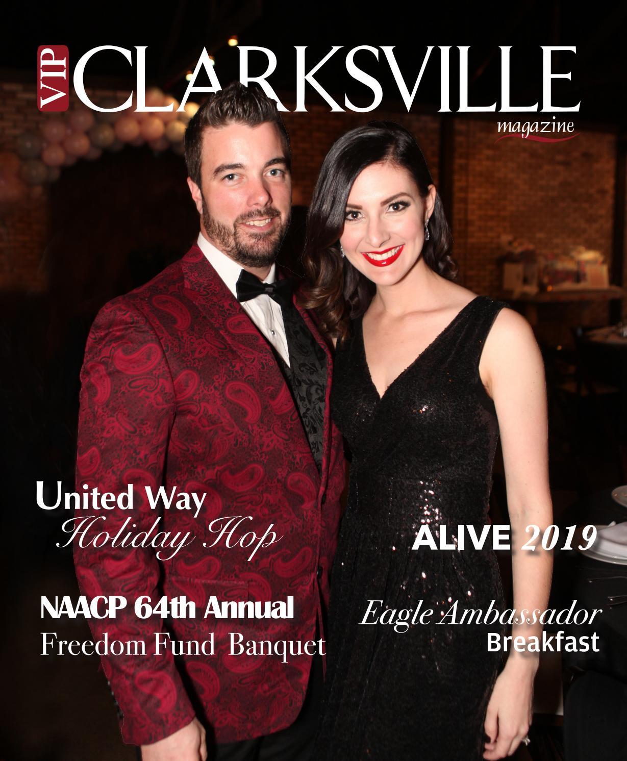 Vip Clarksville Magazine Winter 2019 20 By Vip Clarksville
