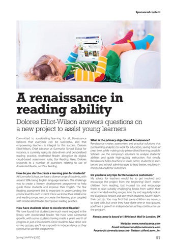 Page 57 of A renaissance in reading ability