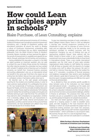 Page 64 of What to consider when purchasing teaching and learning software