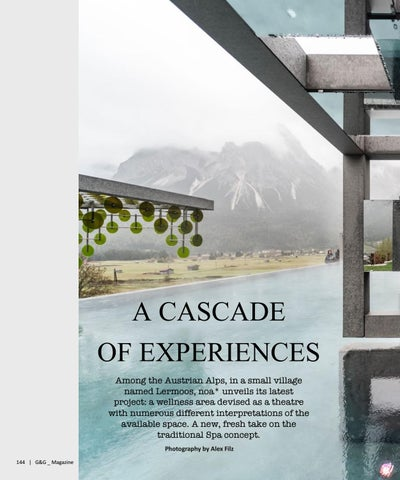 Page 144 of A CASCADE OF EXPERIENCES