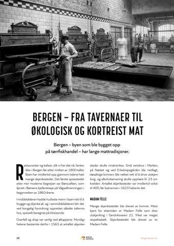 Page 10 of Bergen - fra tavernaer til økologisk og kortreist mat