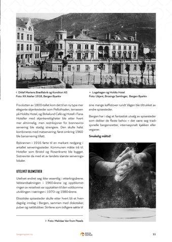 Page 11 of Bergen - fra tavernaer til økologisk og kortreist mat