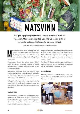 Page 22 of Matsvinn