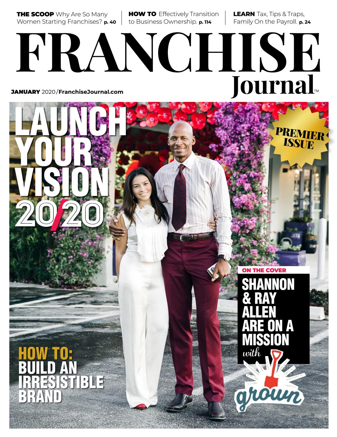 Franchise Journal by Franchise Journal   issuu