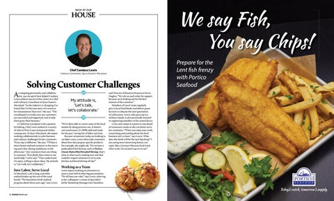 Page 18 of BACK OF OUR HOUSE: Solving Customer Challenges with Chef Candace Lewis