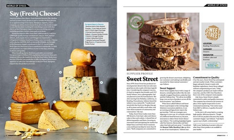 Page 3 of Supplier Profile: Sweet Street