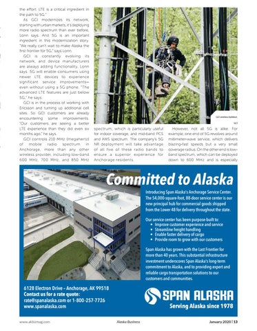 Page 13 of The Future of 5G for Alaska