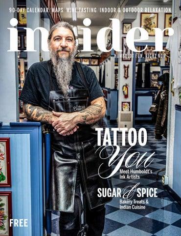 Humboldt Insider Magazine Winter Spring 2020 By North Coast