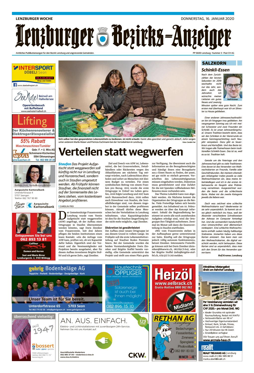 gal li - Ortsverein Winterthur-Veltheim