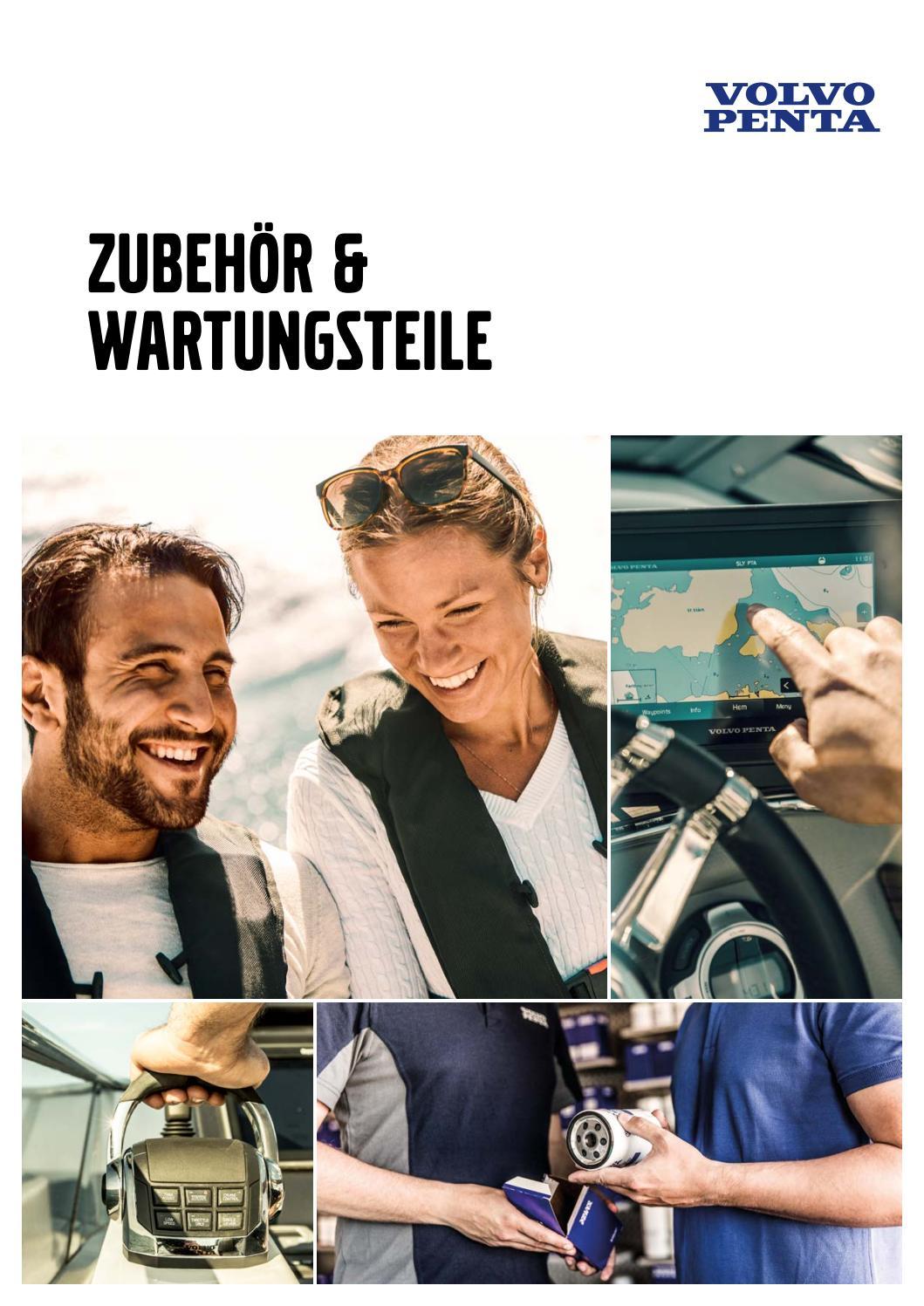 Ölfilter für Volvo Penta D4 und D6 ersetzt 22030848