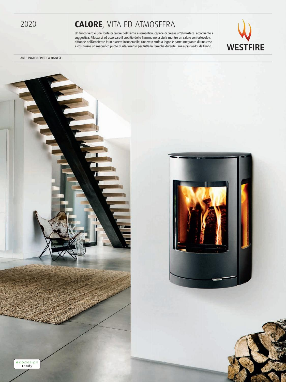 Stufa A Legna Stile Inglese westfire - 2020 - it by mediegruppen design:kommunikation