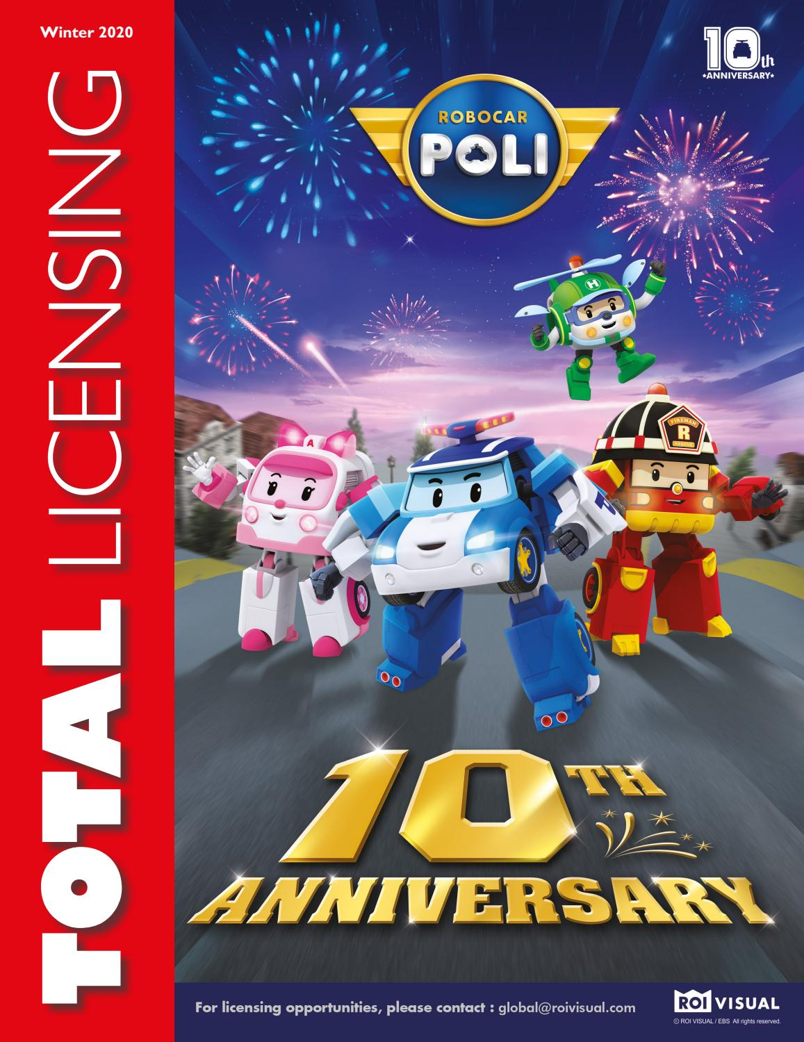 Total Licensing January 2020 Edition By Total Licensing Issuu