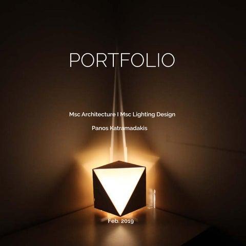 Lighting Design Architectural