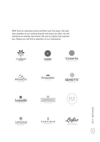 Page 11 of Our key brands
