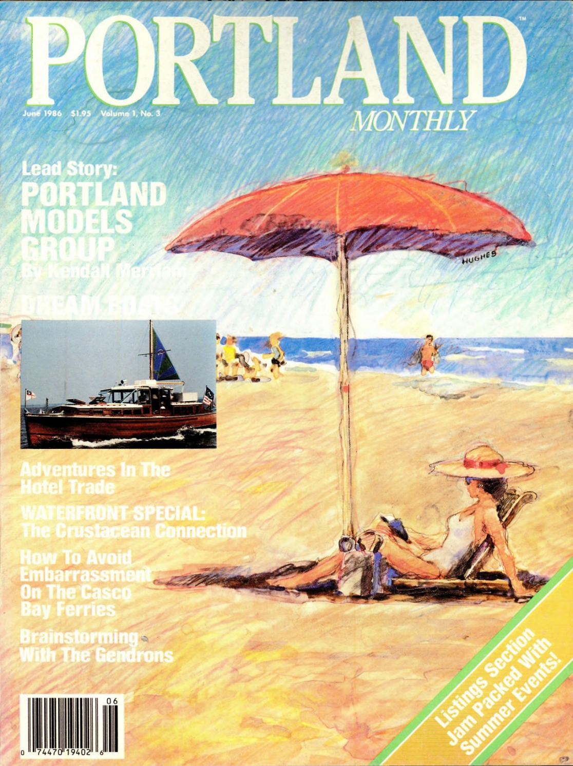 Portland Monthly on Behance