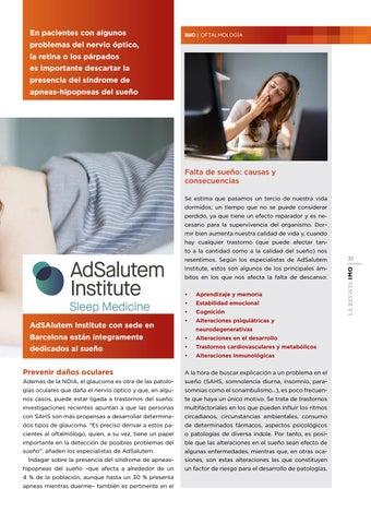 Page 37 of Falta de sueño: causas y consecuencias