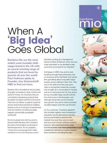 Page 35 of When A 'Big Idea' Goes Global