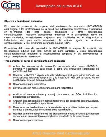 Page 3 of CCPR Simulación y Destrezas Método preventivo para disminuir los errores médicos