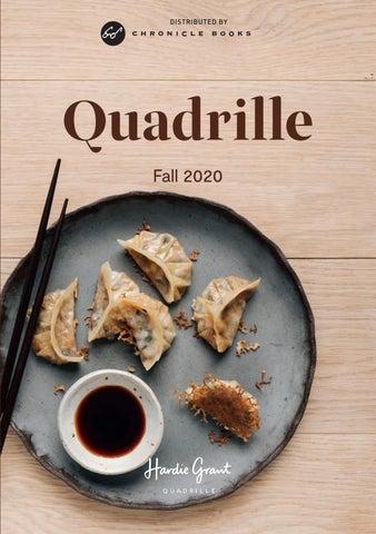 Quadrille Fall 2020 US Catalog