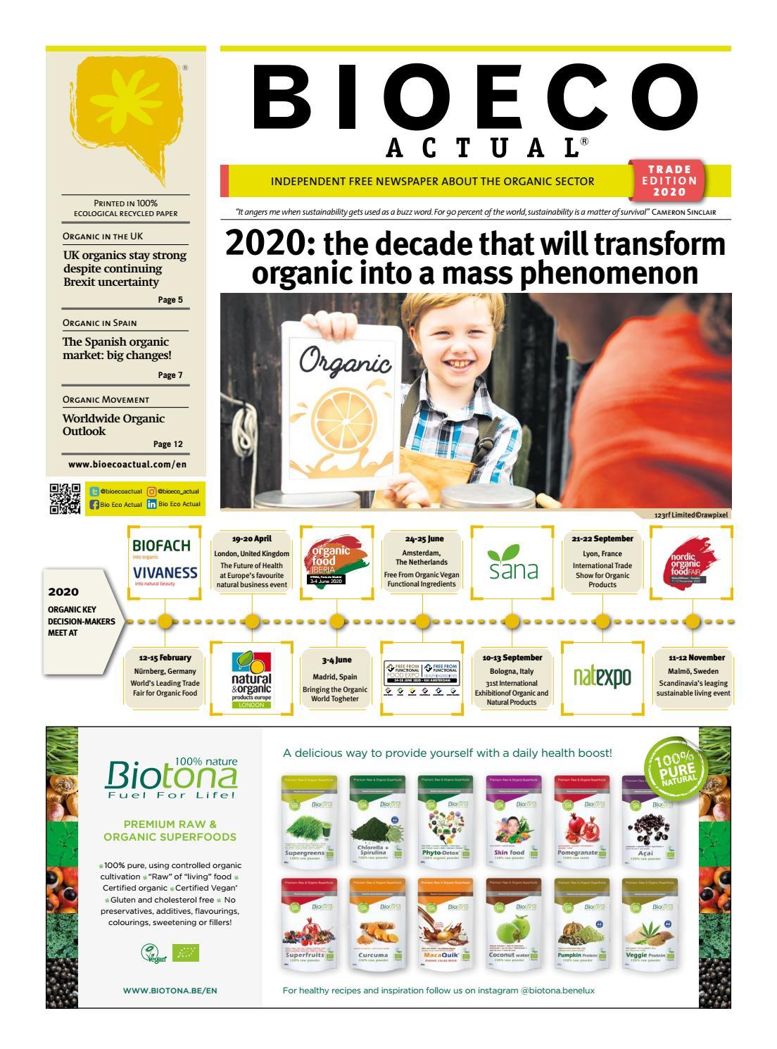 Bio Eco Actual Trade Edition 2020 By Bio Eco Actual Issuu