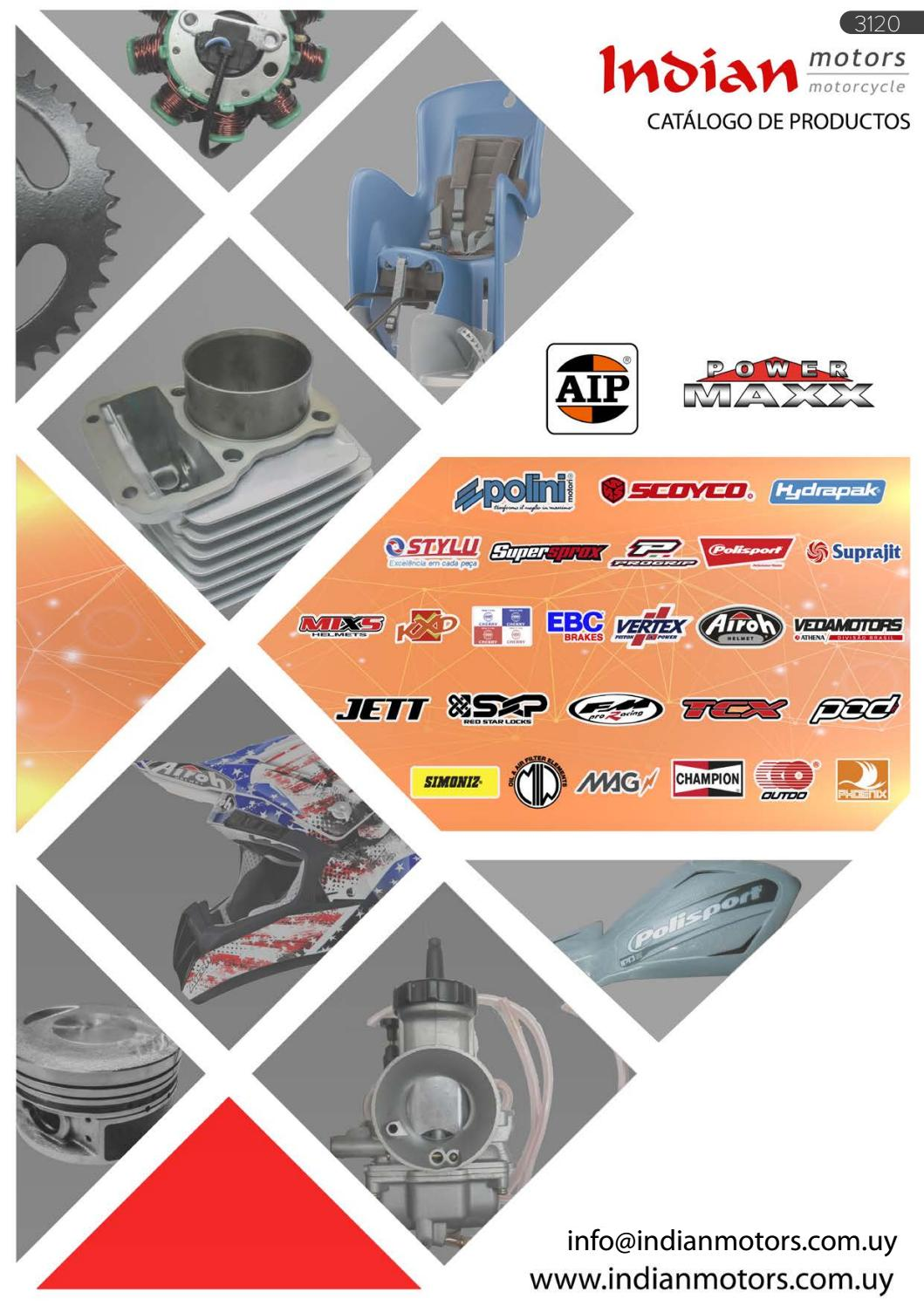 Catalogo Indian Motors by Indian Motors - issuu on