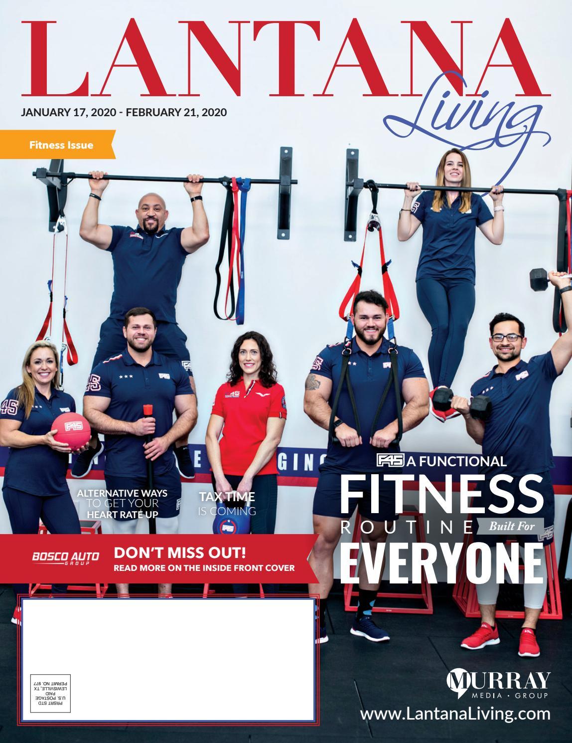 Lantana Texas Halloween 2020 Lantana Living Magazine January 2020 by Murray Media Group   issuu