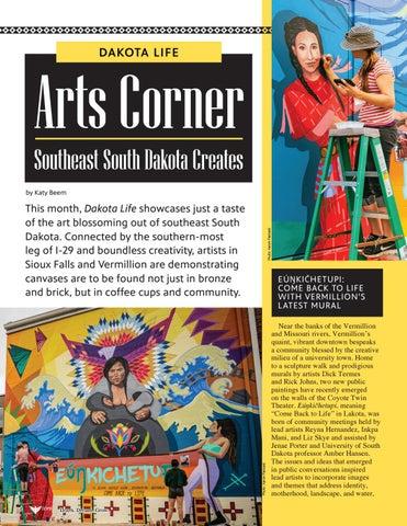 Page 4 of DAKOTA LIFE: Arts Corner