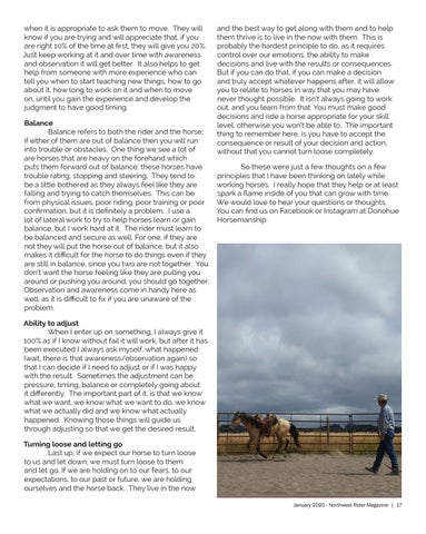 Page 17 of 7 Principles for Success with Your Horse