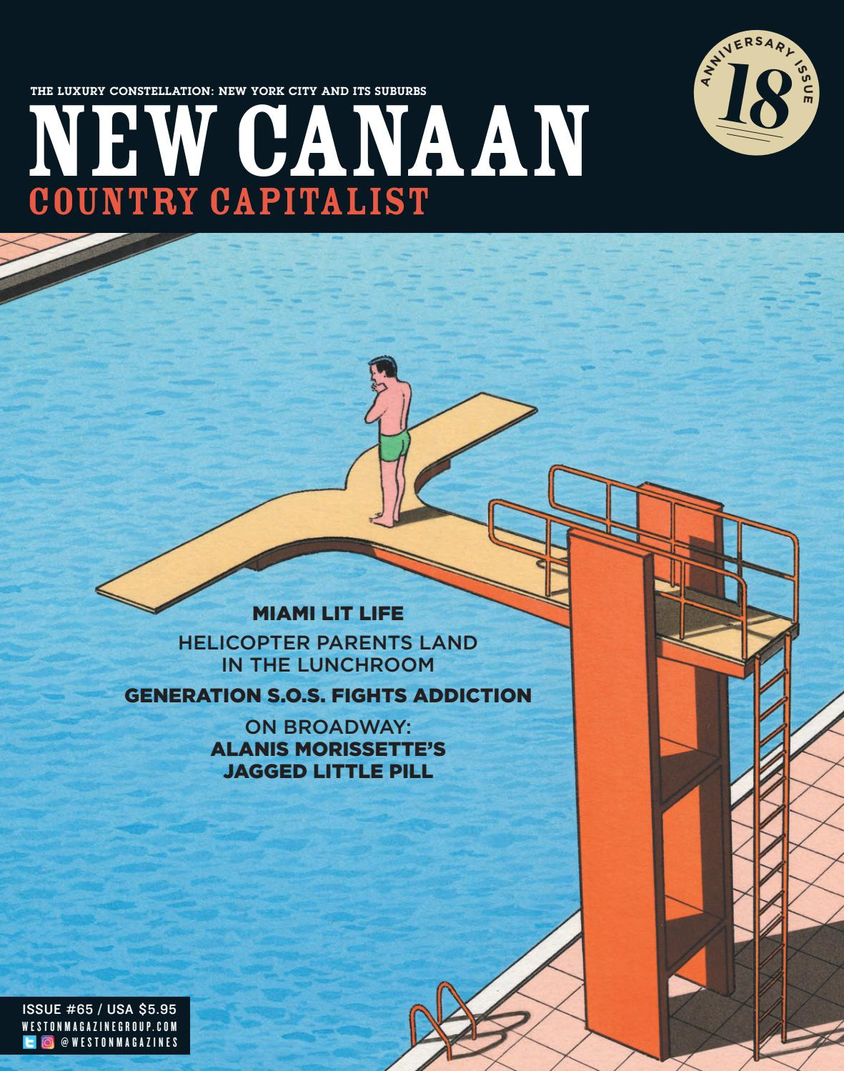 New Canaan By Weston Magazine Group Issuu