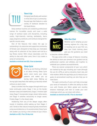 Page 25 of APPS TO HELP YOU REACH YOUR WELLNESS GOALS