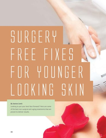 Page 50 of Surgery free fixes for younger looking skin
