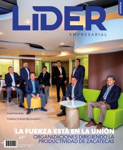 Líder Empresarial Zacatecas No. 4