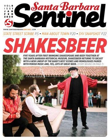 Shakesbeer By Montecito Journal Issuu