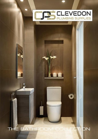 Cps Bathroom Ideas Priced Catalogue By Clevedon Plumbing Supplies Ltd Issuu