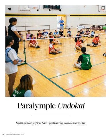 Page 30 of Paralympic Undokai