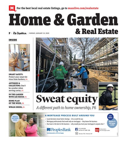 Home And Garden And Real Estate January 19 2019 By Repubnews