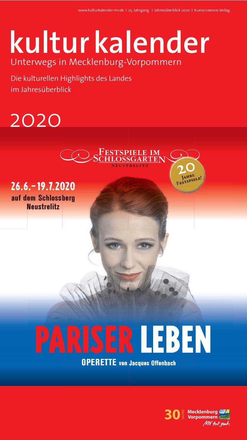 festspiele mv 2020