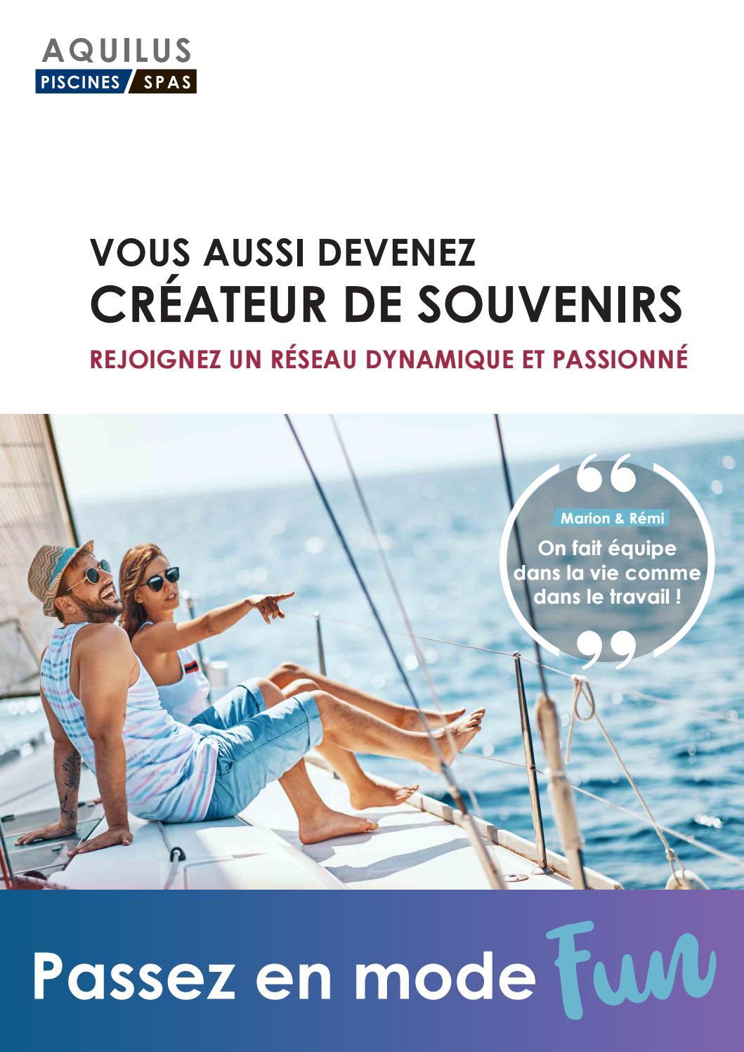 Prix Piscine Aquilus Mini Water plaquette développementaquilus piscines et spas - issuu