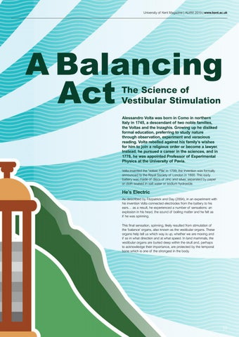 Page 15 of A Balancing Act: The Science of Vestibular Stimulation