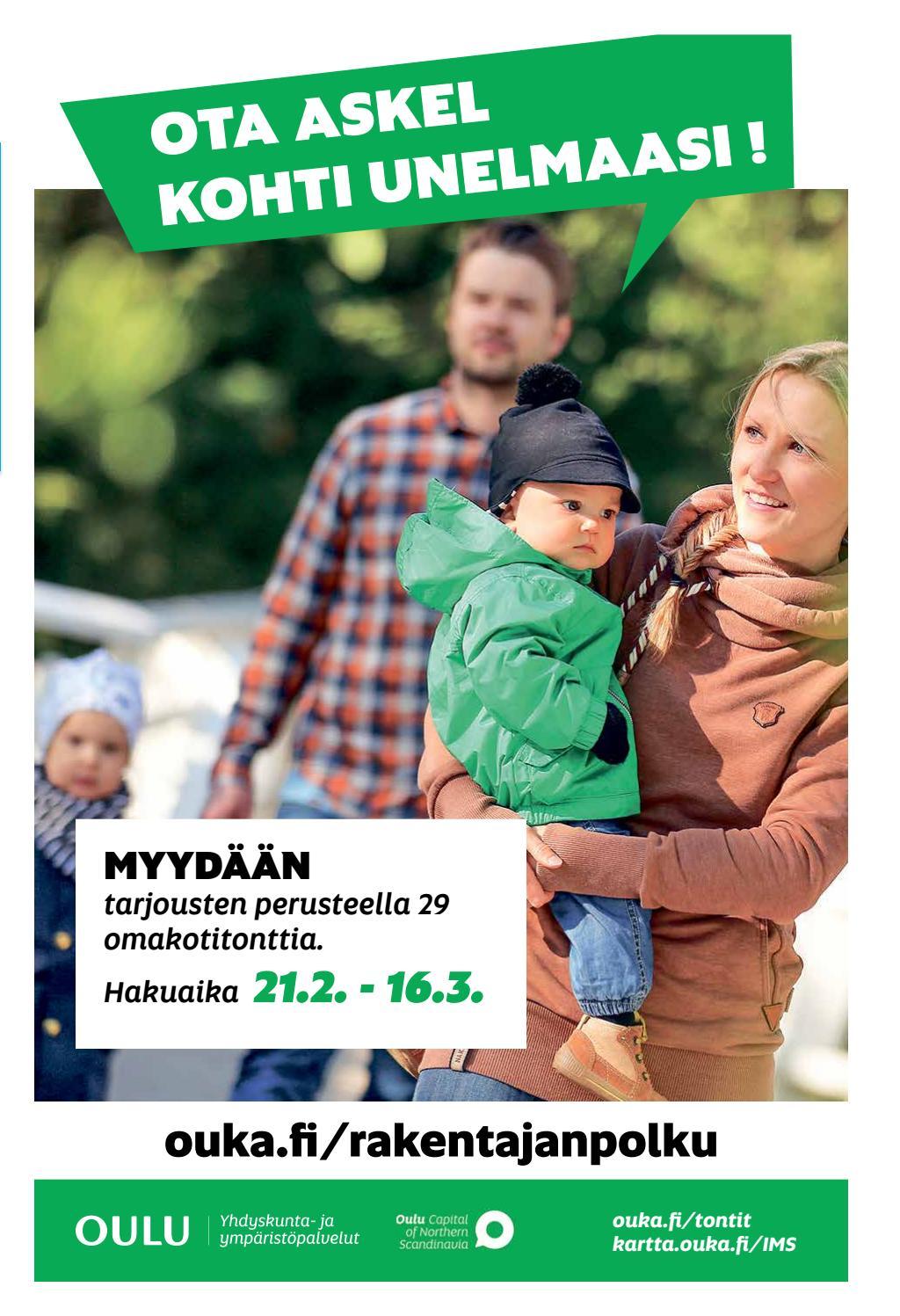Omakoti Oulu By Media Potentia Oy Issuu