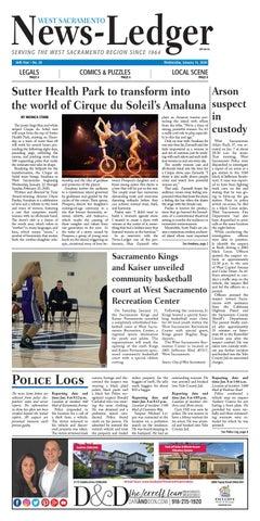 West Sacramento News Ledger Jan. 15, 2020 by West