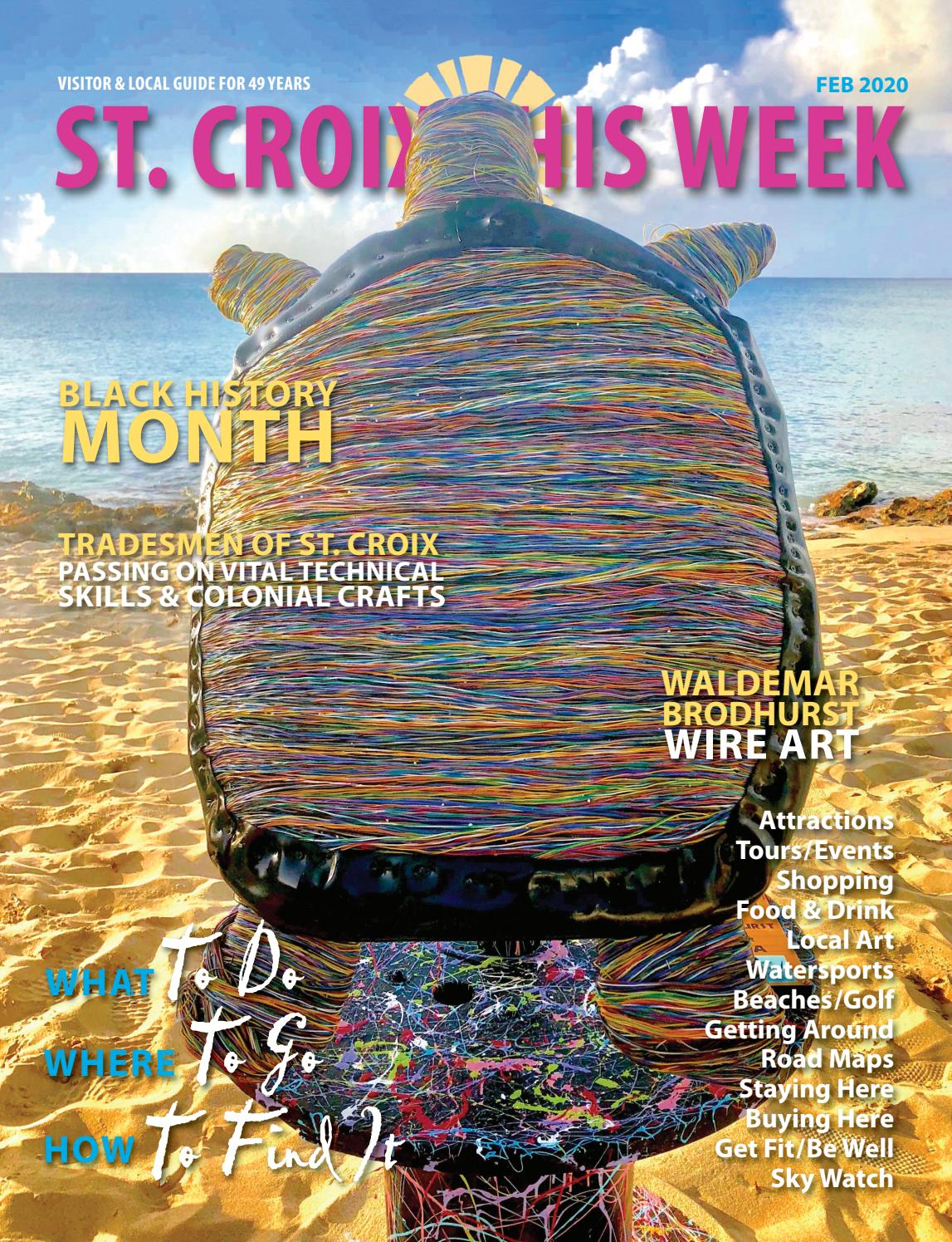 St Croix This Week February 2020 By Mcp Publisher Issuu