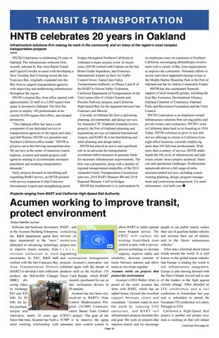 Page 18 of Acumen working to improve transit, protect environment
