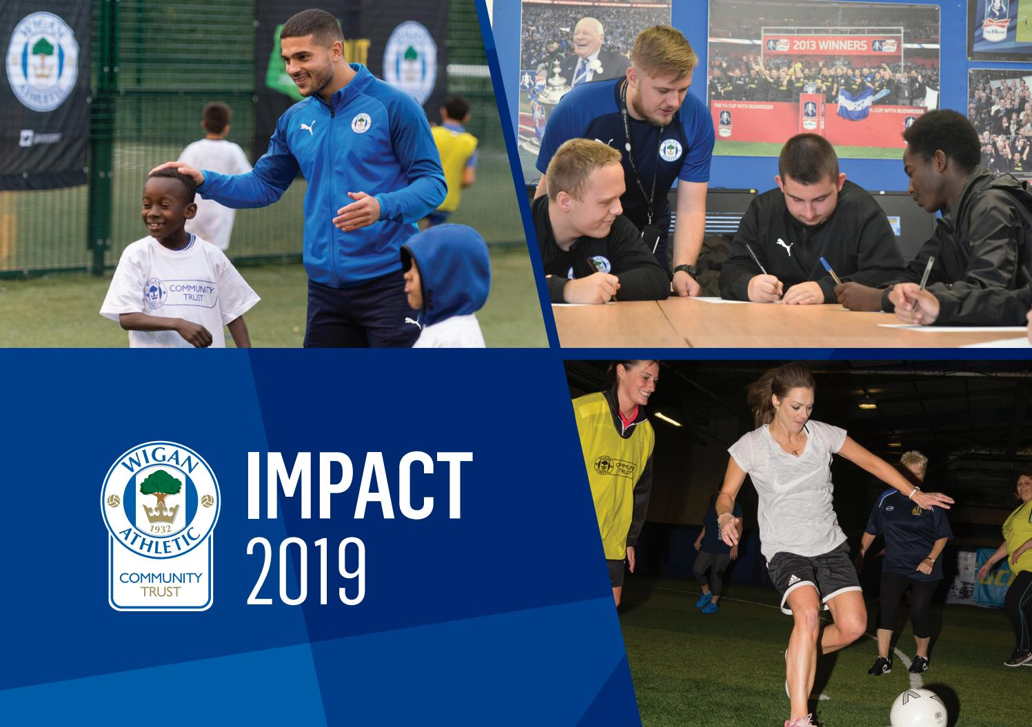 Community investment fund wigan athletic football icco investments that pay