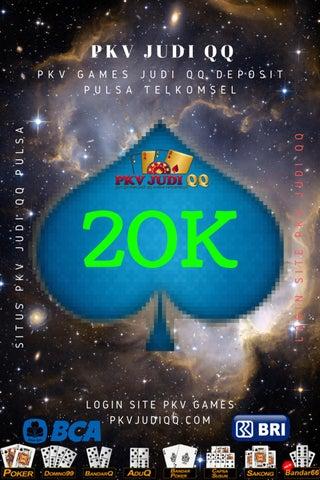 Pkv Judi Qq Poker Pulsa Telkomsel Murah 24 Jam By Judi Pkv Qq Situs Pkvgames Deposit Pulsa Murah Issuu